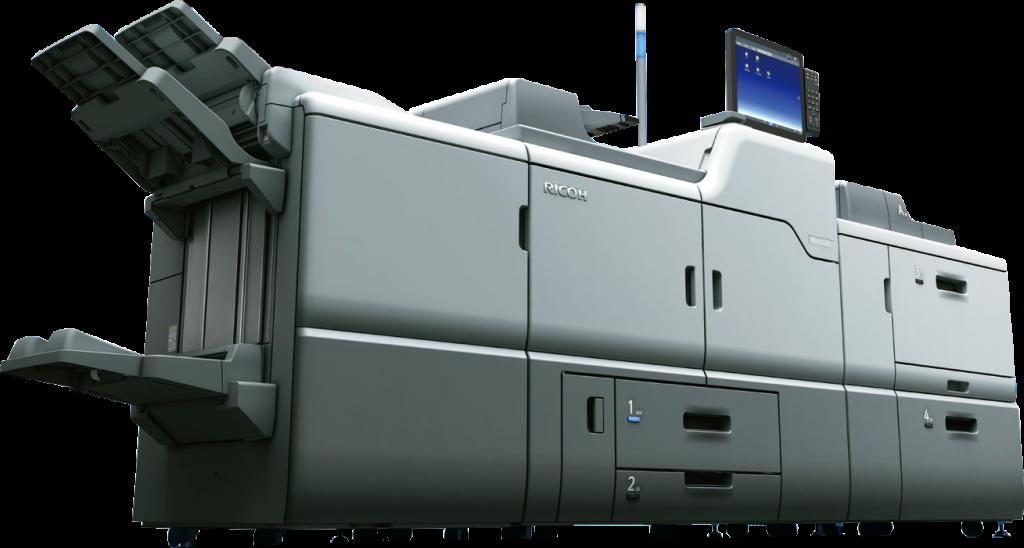 リコー・印刷機